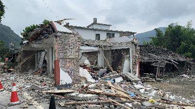 外媒关注:中国紧急救援四川地震灾区