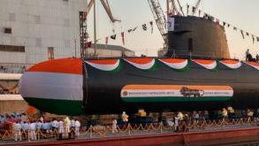 因存在技术缺陷 印推迟第2艘鲉鱼级潜艇入役