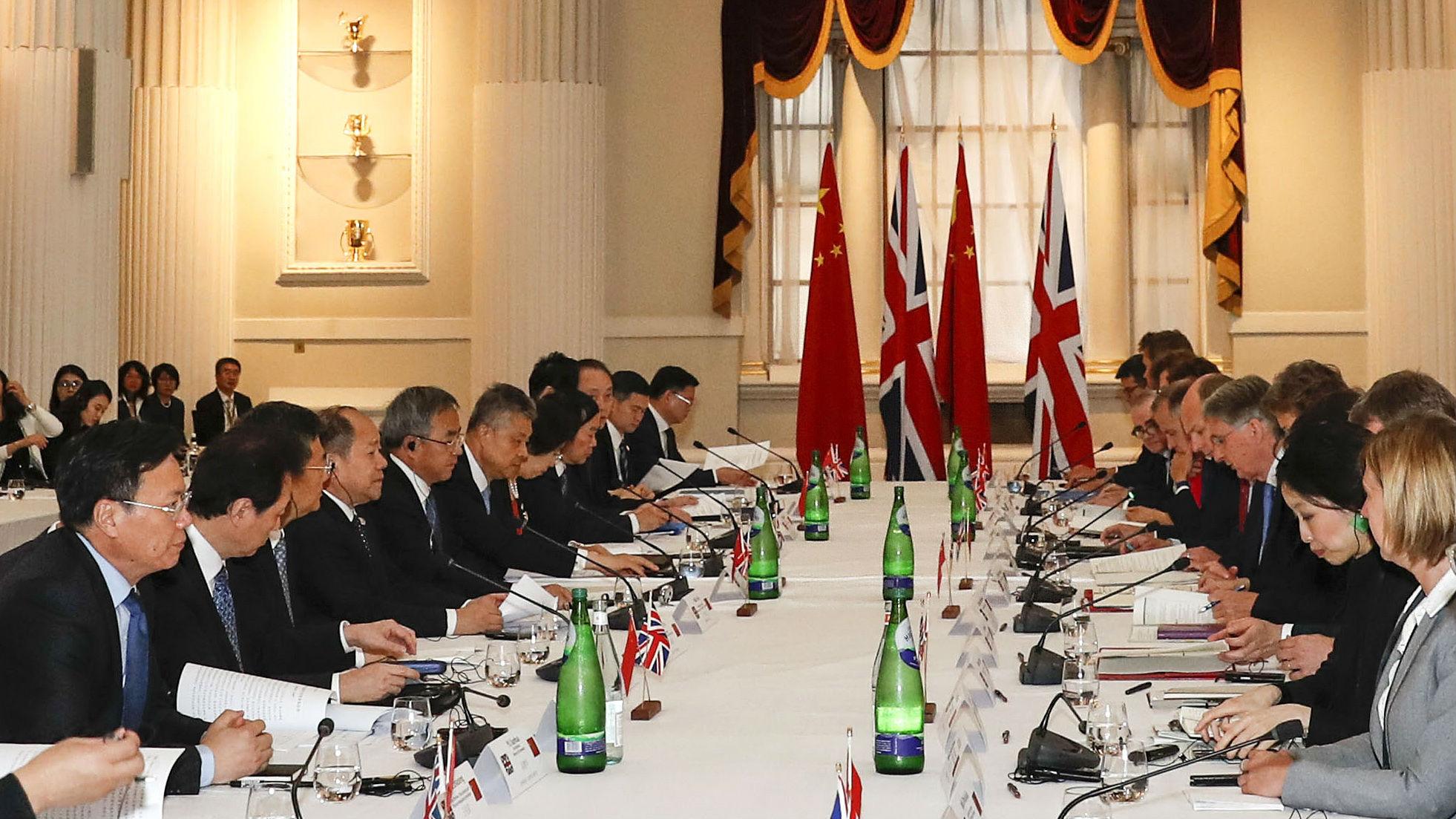 英国拒绝听从美国对华强硬:中国是至关重要的伙伴