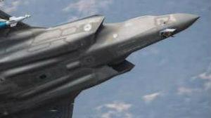 拟增40%燃料 F-35新改型或降低隐身性换取航程