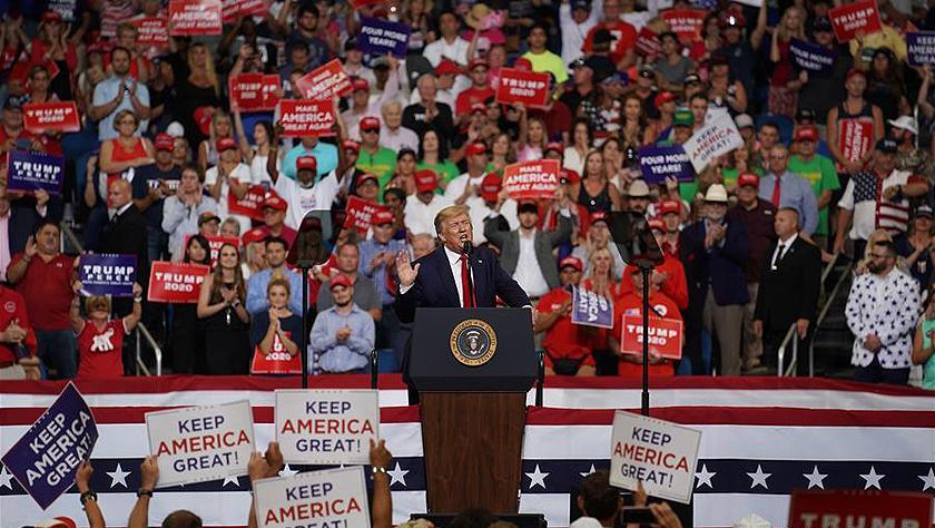 特朗普启动连任竞选活动