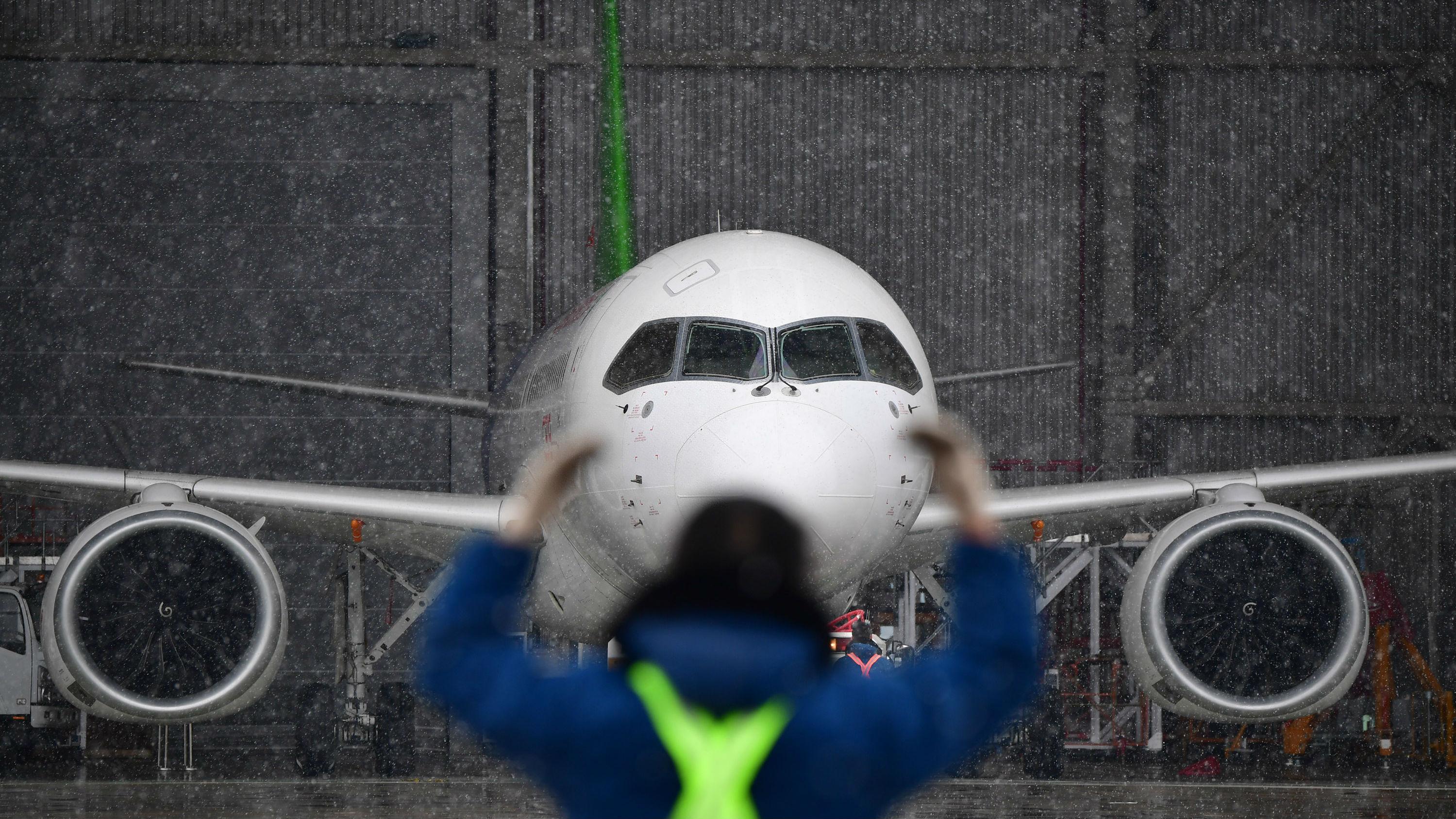 中国航空业在竞争中快速成长 5年内或超美成最大飞机市场