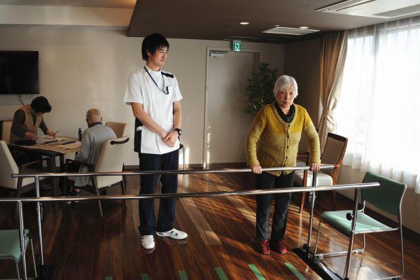 日本养老院