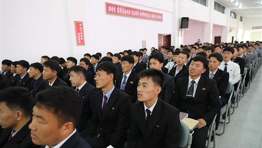 中朝教育交流合作日趋活跃