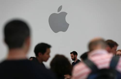 苹果在华销量连续五个月增加