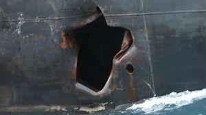 美军展示伊朗袭击油轮证据 伊朗防长断然否认指控