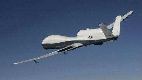 近观刚被伊朗击落的MQ-4无人机:系美军最先进无人机之一
