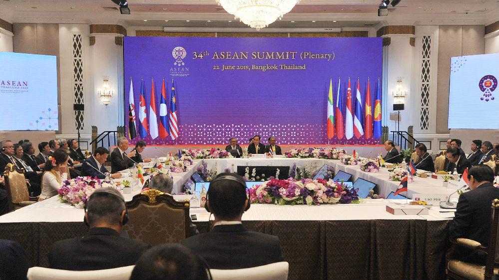 外媒:东盟峰会力促RCEP谈判以缓解中美贸易战影响