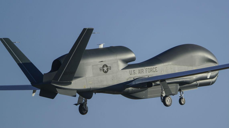 """特朗普称击落美军""""全球鹰""""无人机或是伊朗""""失误"""""""