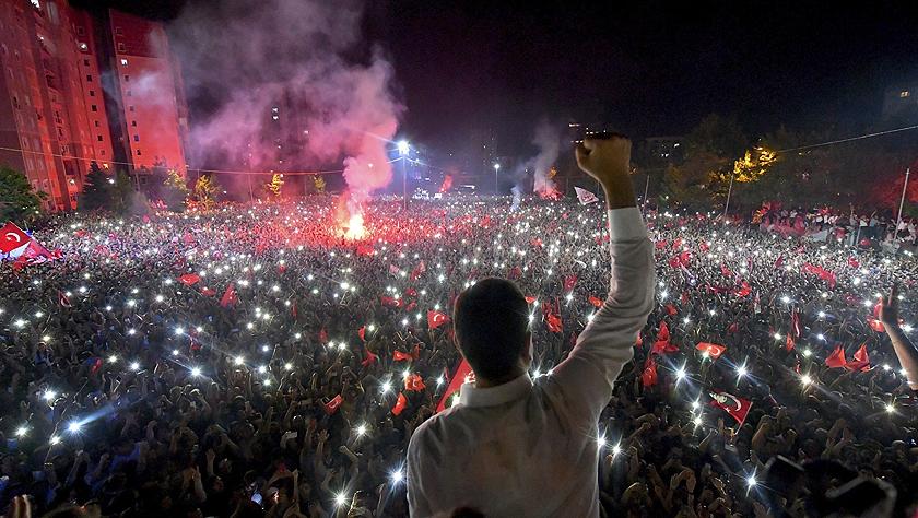土耳其反對黨候選人贏得伊斯坦布爾市長選舉