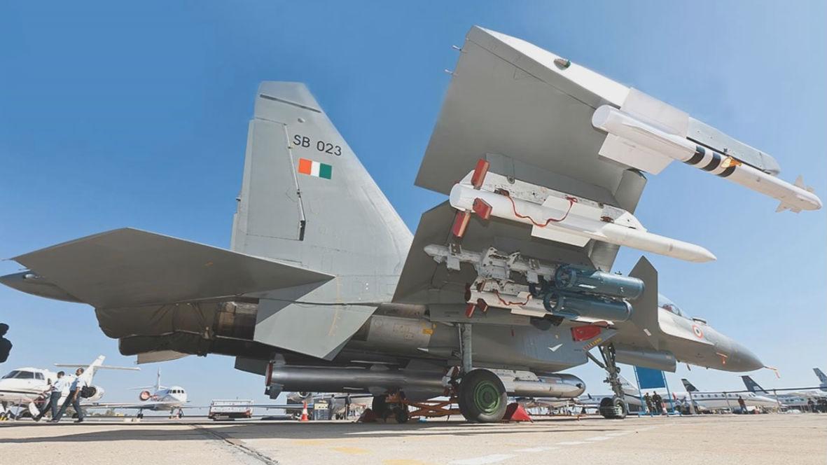 印度大批订购俄制空空导弹  自家战机或被美制导弹击落