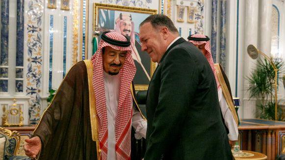 蓬佩奥突访中东欲组反伊朗联盟 外媒:事态演变难以预测