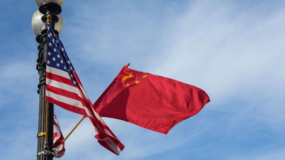 外媒关注中美经贸磋商牵头人通电话