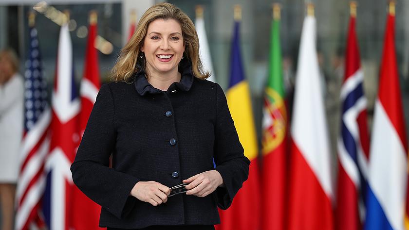 北约国防部长会议在布鲁塞尔举行
