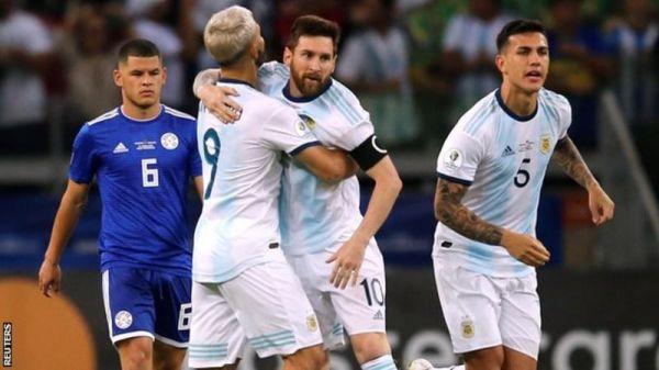亚博:全世界球迷都在陪阿根廷备战美洲杯!留给梅西的时间不多了