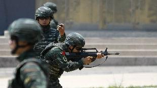 锐参考| 忠勇霸强!特战队员们如何培养血性虎气?
