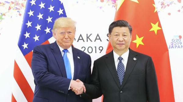 """外媒:""""习特会""""重启中美经贸磋商"""