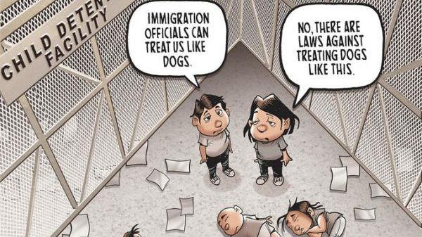 儿童拘留所