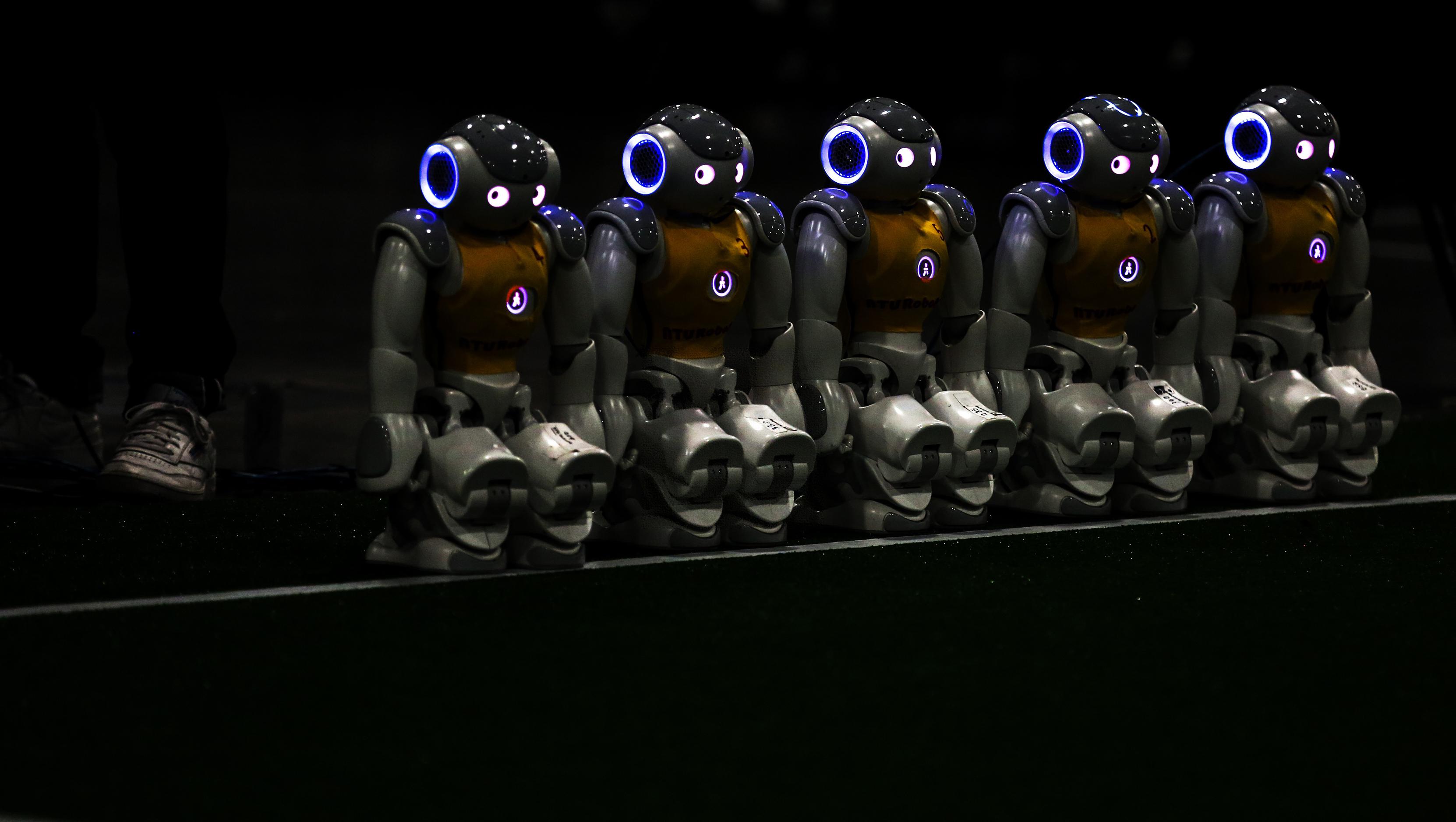 2019年機器人世界杯在悉尼舉行