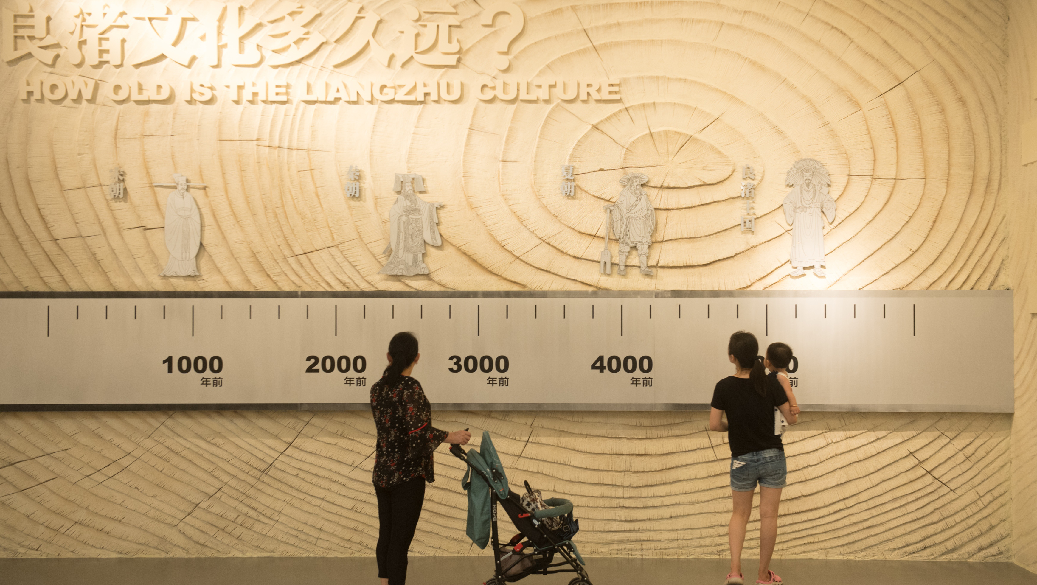 良渚古城遗址获准列入世界遗产名录