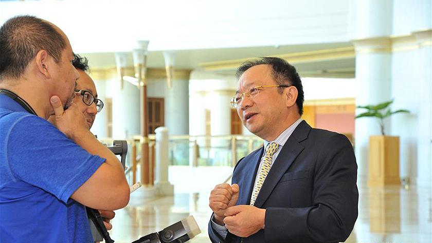 综述:文莱中资企业对文经济多元化前景保持乐观