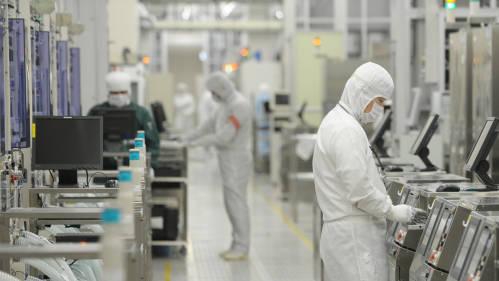 贸易摩擦下,这一科技大国半导体企业押注中国——
