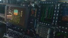 美B-2隐身轰炸机驾驶舱首次曝光