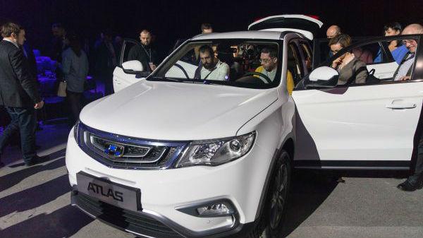 出海记|6月在俄销量最高的中国汽车是它