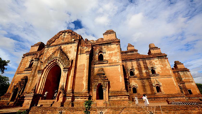 蒲甘古城被列入世界遗产名录
