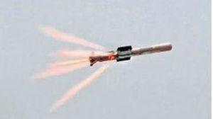 """印度3次成功試射""""納格""""反坦克導彈"""