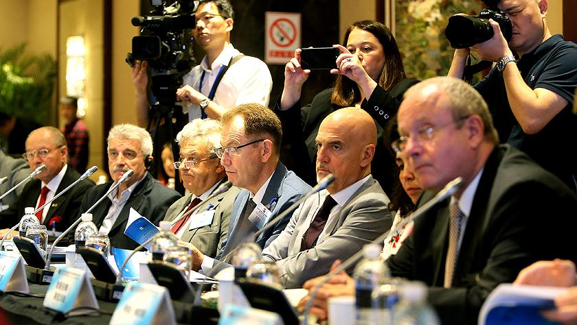 中欧圆桌会议第十七次会议在上海举办