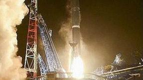 1箭4星!俄羅斯成功發射4顆軍用衛星