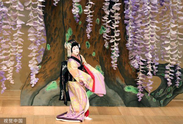 亚博:日媒-歌舞伎表演欲借奥运会在全球范围扩大观众基础