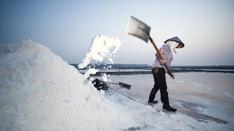 英媒:中國人飲食含鹽量全世界最高 是世衛組織推薦量的兩倍