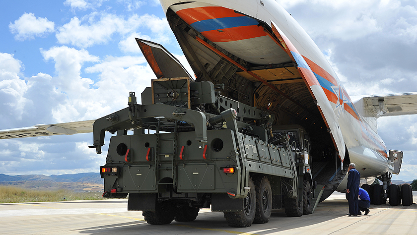 土耳其宣布俄制S-400防空导弹系统开始交付