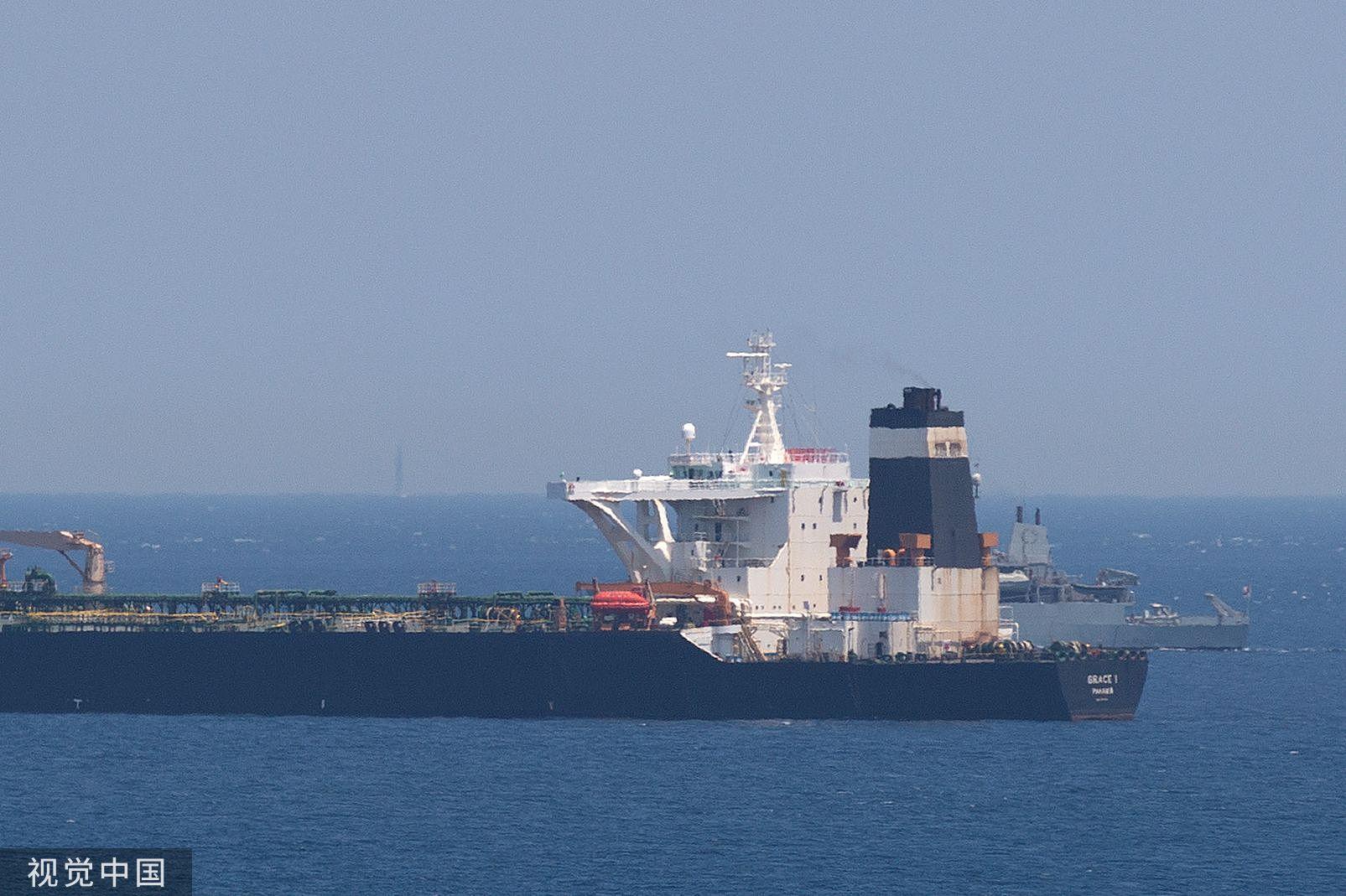 伊朗要求英國釋放被扣油輪 海灣地區英國船只進入最高警戒