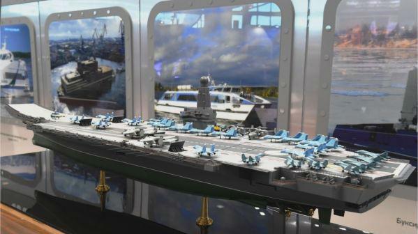 俄羅斯未來軍艦模型集中亮相 專家:便宜且技戰術性能強
