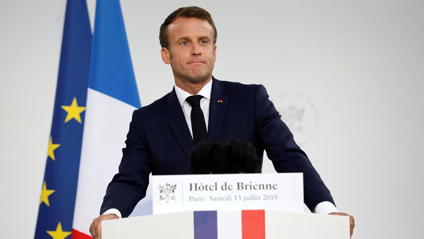 法国宣布将成立太空军事指挥部