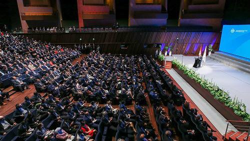 亚投行成员增至100个 首次在欧洲召开理事会年会