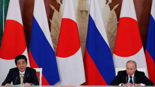 日媒:俄罗斯拒绝与日本启动移交两岛磋商