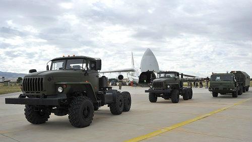 美拟对土耳其购买俄S-400实施制裁 方案或三选一