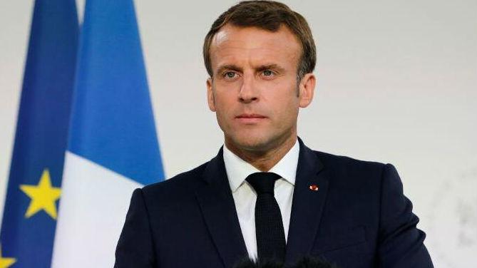 马克龙宣布法国将设立太空司令部