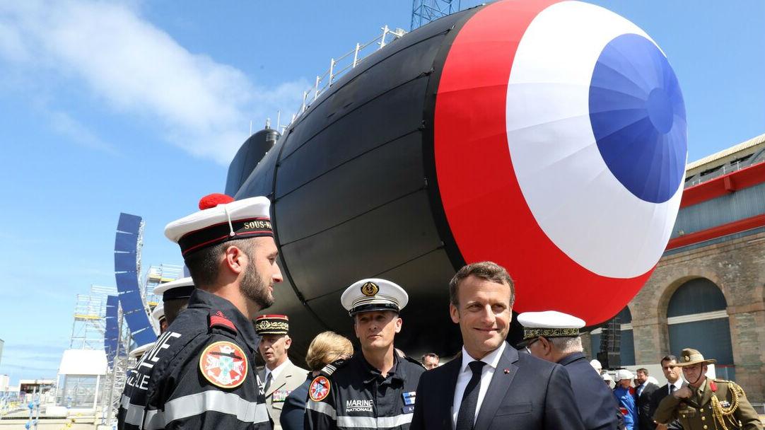 静音性能堪比海虾?法国海军曝光首艘梭鱼级核潜艇