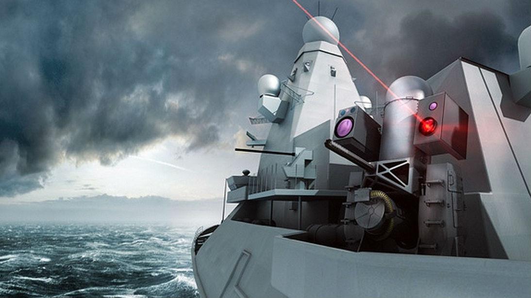 英国防部将拨款1.3亿英镑研发定向能武器 2023年将测试