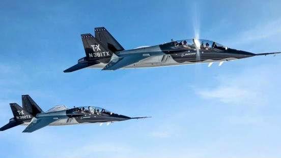 """波音的下一台""""印钞机""""?美空军T-X教练机达成重要里程碑"""