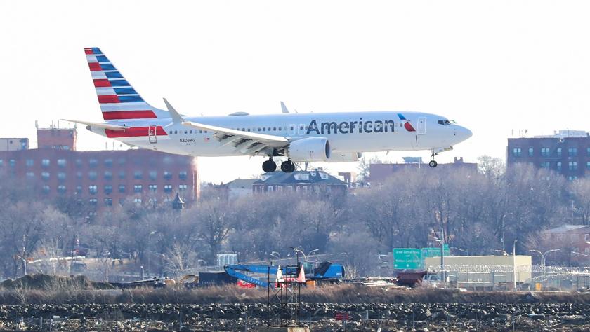 美航第四次延长停飞波音737 MAX