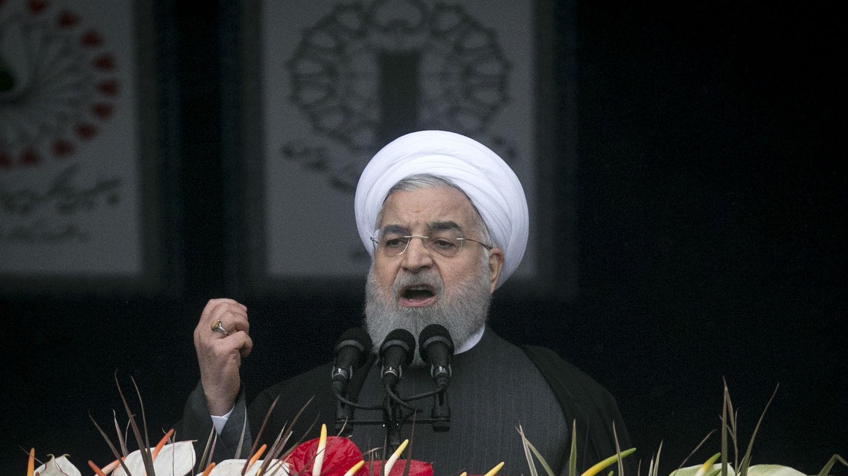 英法德敦促伊朗遵守核协议 伊重申美取消制裁是对话前提