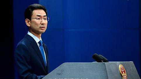 中国迫切希望与美达成协议?耿爽:完全是一种误导