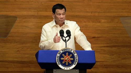 冰岛提议调查菲律宾禁毒行动 杜特尔特:考虑断交