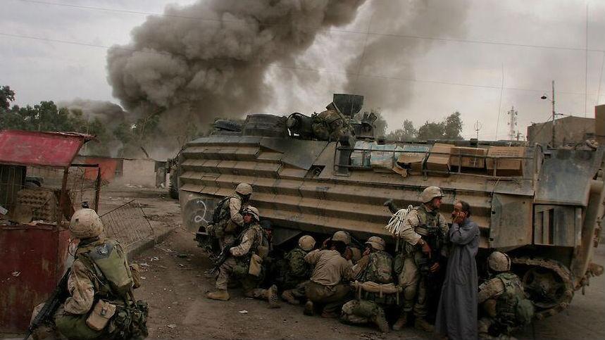 仅有2座训练场?城市战15年来仍是美军作战短板